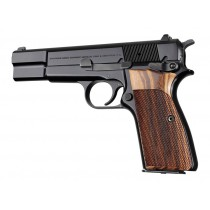 Browning Hi-Power Goncalo Checkered