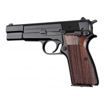 Browning Hi-Power Cocobolo Checkered