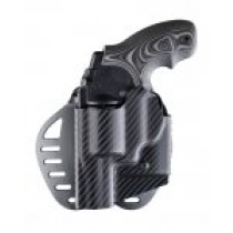 ARS Stage 1 - Carry Holster S&W Polymer Bodygaurd Left Hand CF Weave