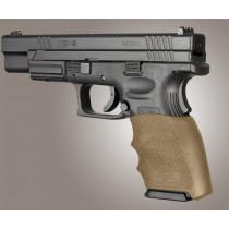 Handall Hybrid Springfield XD9 9MM, 40S&W, 357SIG Grip Sleeve Flat Dark Earth