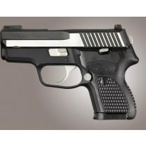SIG Sauer P224 DAK Piranha Grip G10 - Solid Black