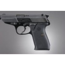 Walther P5 Auto Rubber Grip Panels Black