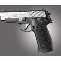 SIG Sauer P226 DA/SA Magrip Piranha Grip G10 - Solid Black
