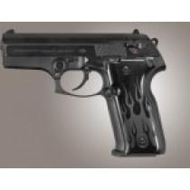 Beretta Cougar 8045 Flames Aluminum - Black Anodize