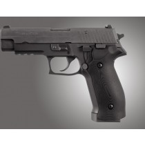 SIG Sauer P226 DA/SA Magrip Smooth G10 - Solid Black