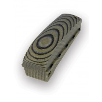 Govt. G10  Mainspring Housing Smooth Arched G-Mascus Green