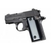 SIG Sauer P238 Aluminum - Brushed Gloss Black Anodize