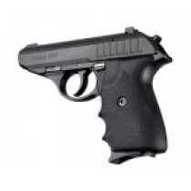 SIG Sauer P230 P232 Rubber grip with Finger Grooves Black