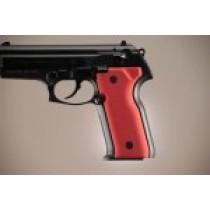Beretta Cougar 8045 Aluminum - Matte Red Anodize