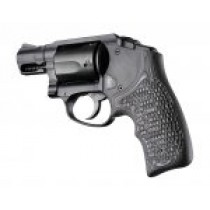 S&W Body Bantam Finger Groove Piranha Grip G10 - G-Mascus Black/Gray