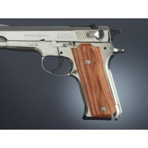 S&W Model 59 Auto, Tulipwood