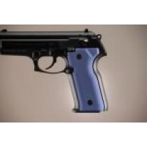 Beretta Cougar 8045 Aluminum - Matte Blue Anodize