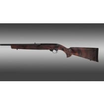 Ruger 10-22 Standard Barrel Red Lava Rubber OverMolded Stock