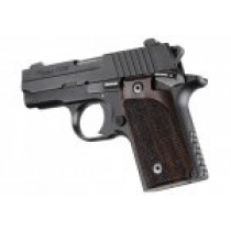SIG Sauer P238 Rosewood Checkered