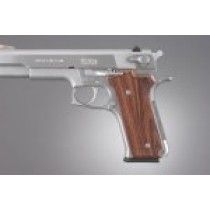 S&W Model 645 Auto, Kingwood Checkered