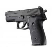 SIG Sauer P228/P229 Rubber Panels Black