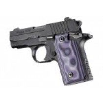 SIG Sauer P238 Smooth G10 - G-Mascus Purple Lava