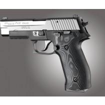SIG Sauer P226 DA/SA Magrip Smooth G10 - G-Mascus Black
