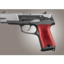 Ruger P85 - P91 Tribal Aluminum - Red Anodize
