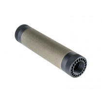 AR-15 / M16: (Mid Length) OverMolded Free Float Forend - OD Green
