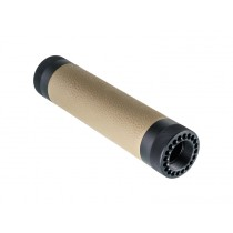 AR-15 / M16: (Mid Length) OverMolded Free Float Forend - FDE