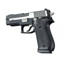 SIG  Sauer P220 American Rubber - No Finger Grooves Black