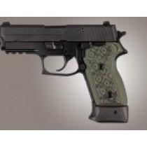 SIG Sauer P245 P220 Compact G10 - G-Mascus Green