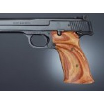 S&W 41 Tulipwood Right hand thumb rest