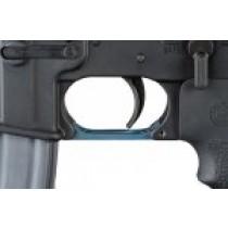 AR-15/M-16 Straight Trigger Guard G10 - G-Mascus Blue Lava