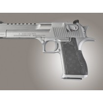 Desert Eagle Checkered G10 - G-Mascus Black/Gray