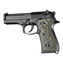 Beretta 92 G10 - G-Mascus Green