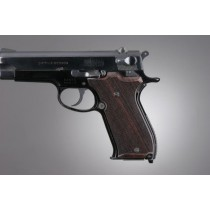 S&W 39 Rosewood Checkered