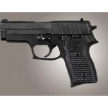 SIG Sauer P245 P220 Compact Piranha Grip G10 - Solid Black