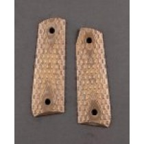 Ruger MK III 22/45 RP Chain Link G-10 - G-Mascus Tan
