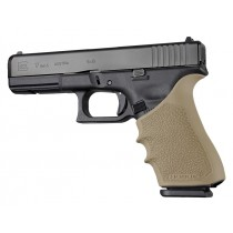 HandAll Beavertail Grip Sleeve Glock 17, G17L, G19X, G34, G34 MOS Gen 1-2-5 Flat Dark Earth