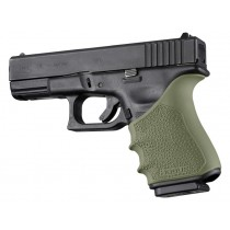 GLOCK 19, 23, 32, 38 (Gen 3-4): HandALL Beavertail Grip Sleeve - OD Green