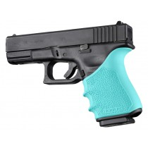 GLOCK 19, 23, 32, 38 (Gen 3-4): HandALL Beavertail Grip Sleeve - Aqua