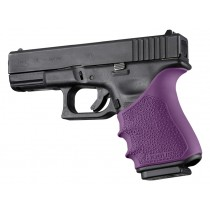 GLOCK 19, 23, 32, 38 (Gen 3-4): HandALL Beavertail Grip Sleeve - Purple