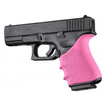 GLOCK 19, 23, 32, 38 (Gen 3-4): HandALL Beavertail Grip Sleeve - Pink