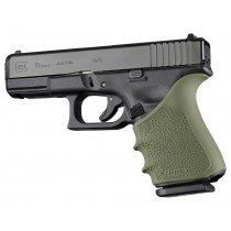 GLOCK 19, 23, 32, 38 (Gen 1-2-5): HandALL Beavertail Grip Sleeve - OD Green