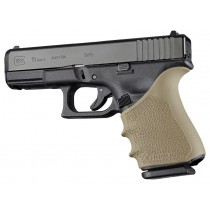 GLOCK 19, 23, 32, 38 (Gen 1-2-5): HandALL Beavertail Grip Sleeve - FDE