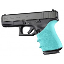 GLOCK 19, 23, 32, 38 (Gen 1-2-5): HandALL Beavertail Grip Sleeve - Aqua