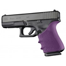 GLOCK 19, 23, 32, 38 (Gen 1-2-5): HandALL Beavertail Grip Sleeve - Purple