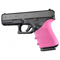 GLOCK 19, 23, 32, 38 (Gen 1-2-5): HandALL Beavertail Grip Sleeve - Pink