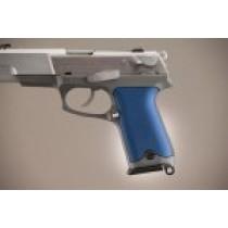 Ruger P85 - P91 Aluminum - Matte Blue Anodize