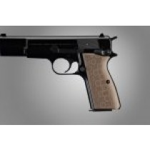 Browning Hi-Power G-10 - G-Mascus Tan