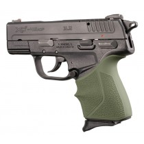 Springfield Armory XD-E 9mm/.45ACP: HandALL Beavertail Grip Sleeve - OD Green