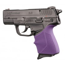 Springfield Armory XD-E 9mm/.45ACP: HandALL Beavertail Grip Sleeve - Purple