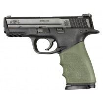 Handall Hybrid S&W M&P 9MM, 40S&W, 357SIG Grip Sleeve OD Green