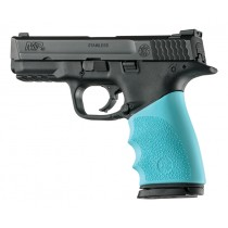 Handall Hybrid S&W M&P 9MM, 40S&W, 357SIG Grip Sleeve Aqua